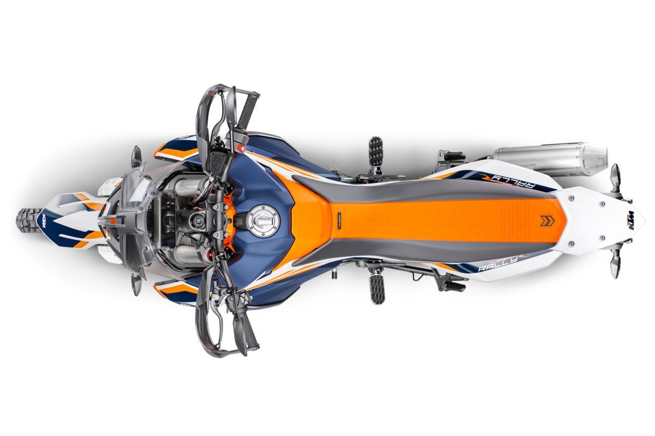 Images : 11番目の画像 - KTM 790 ADVENTURE R Rallyの写真をもっと見る - webオートバイ