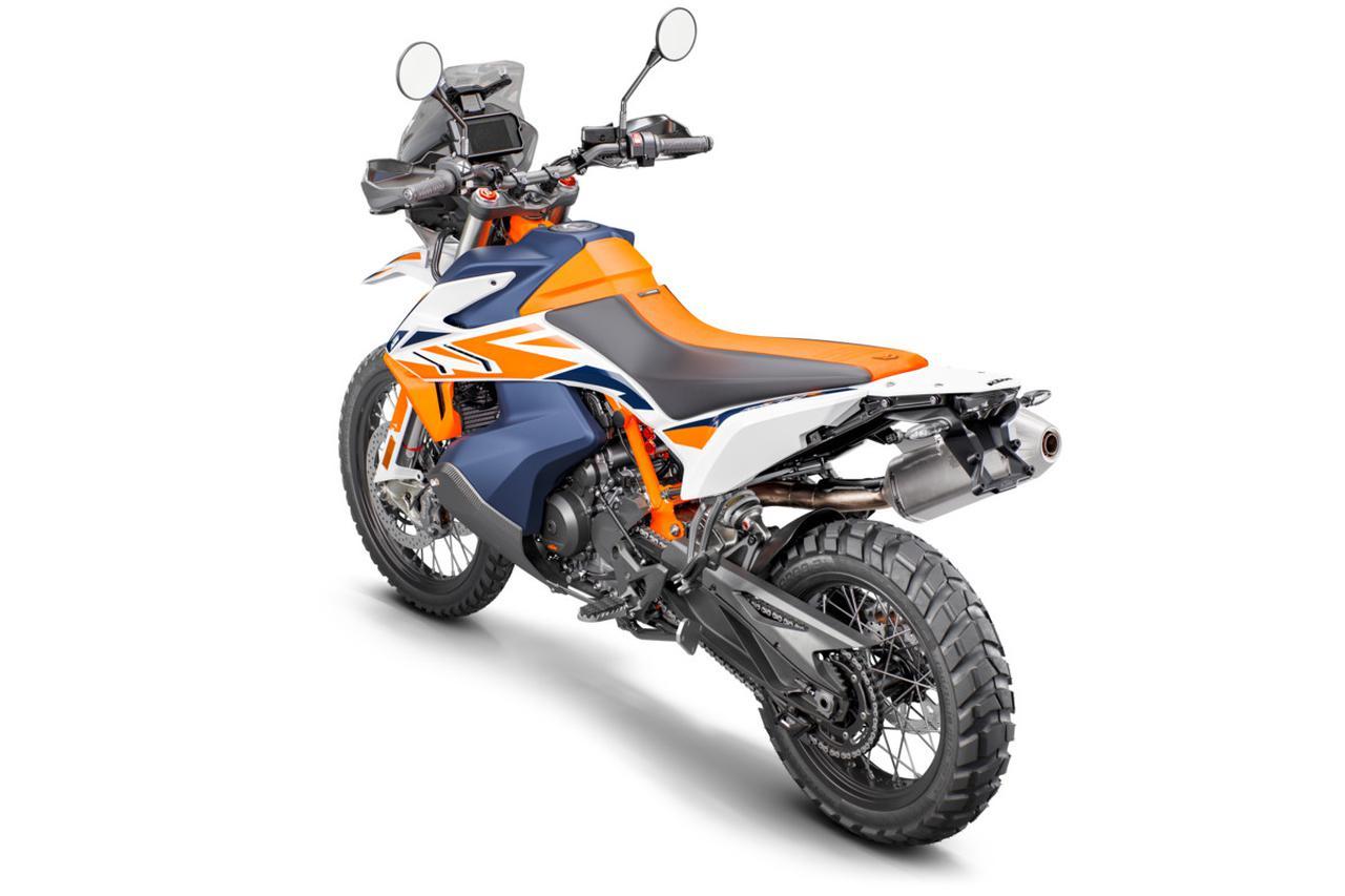 Images : 8番目の画像 - KTM 790 ADVENTURE R Rallyの写真をもっと見る - webオートバイ