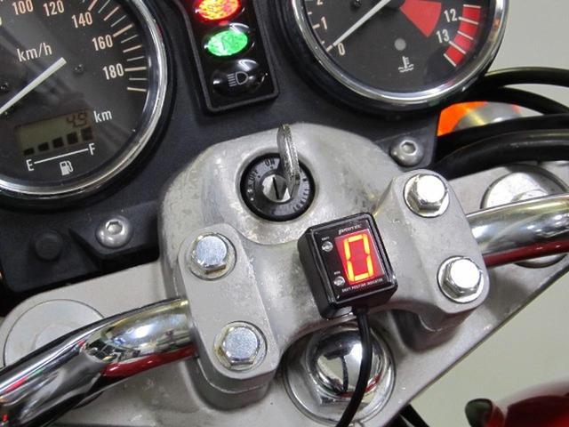 画像: CB400Four (NC36)にもシフトポジションインジケーターを! - webオートバイ