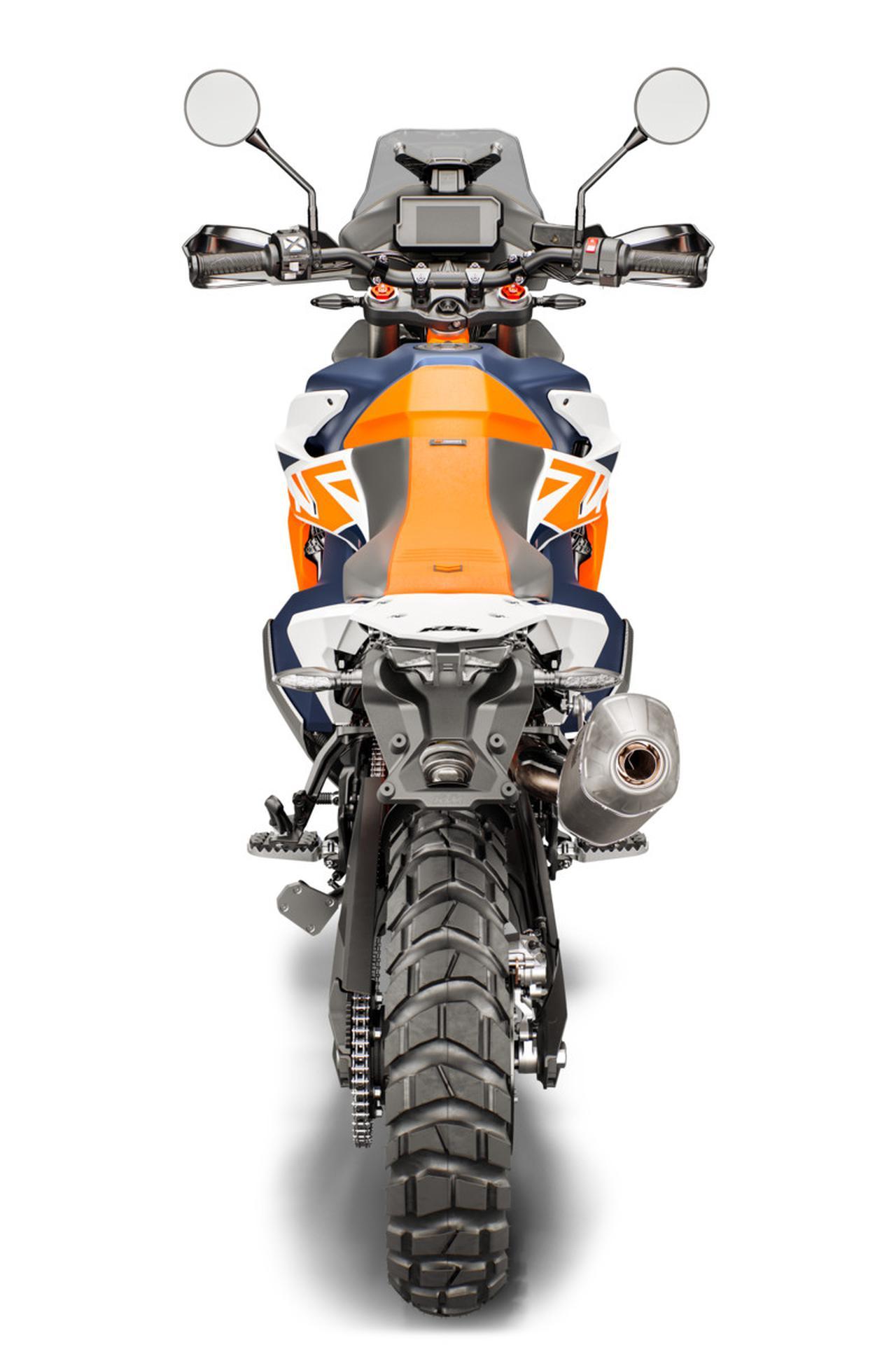 Images : 7番目の画像 - KTM 790 ADVENTURE R Rallyの写真をもっと見る - webオートバイ