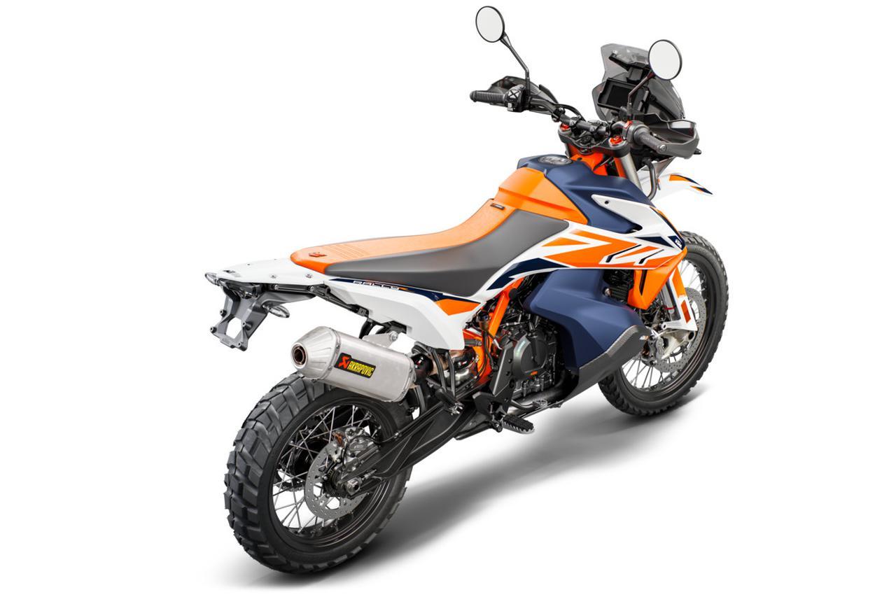 Images : 9番目の画像 - KTM 790 ADVENTURE R Rallyの写真をもっと見る - webオートバイ