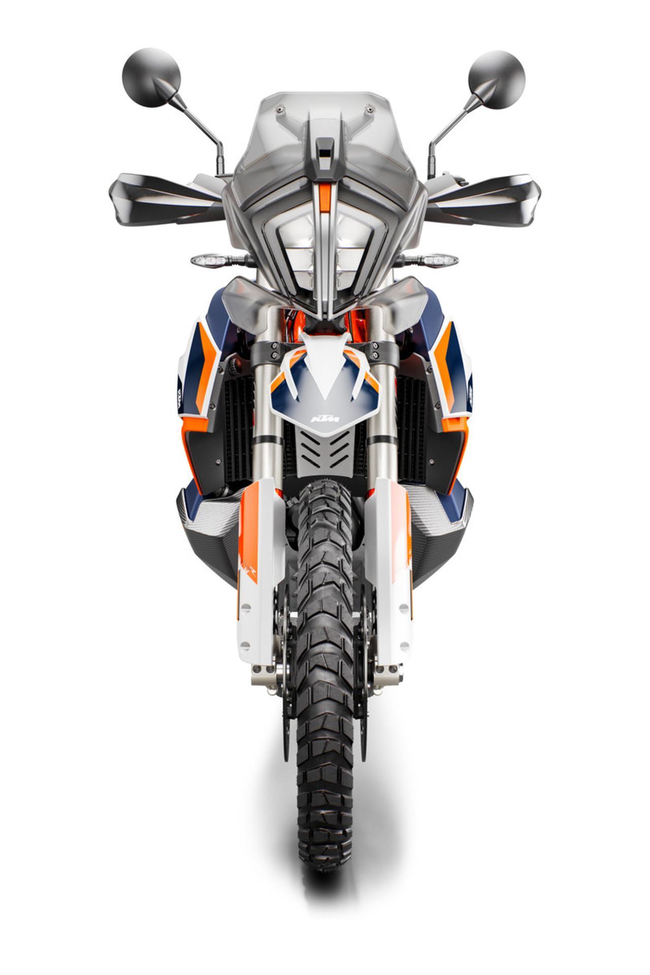 Images : 4番目の画像 - KTM 790 ADVENTURE R Rallyの写真をもっと見る - webオートバイ