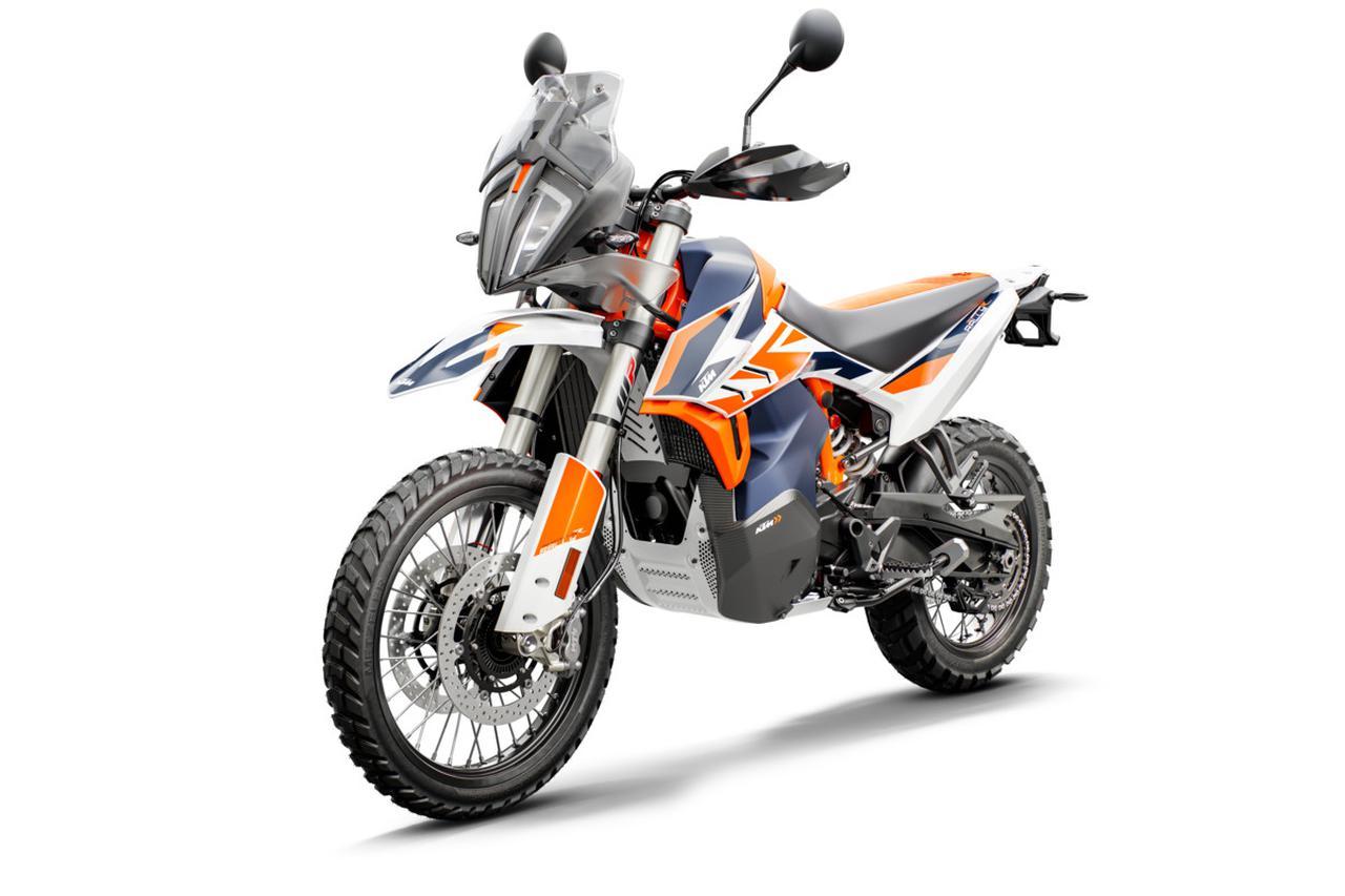 Images : 5番目の画像 - KTM 790 ADVENTURE R Rallyの写真をもっと見る - webオートバイ