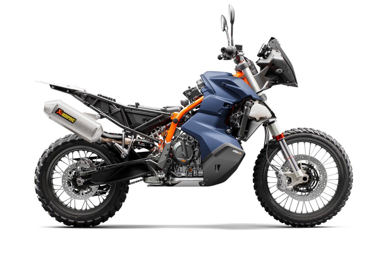 Images : 10番目の画像 - KTM 790 ADVENTURE R Rallyの写真をもっと見る - webオートバイ