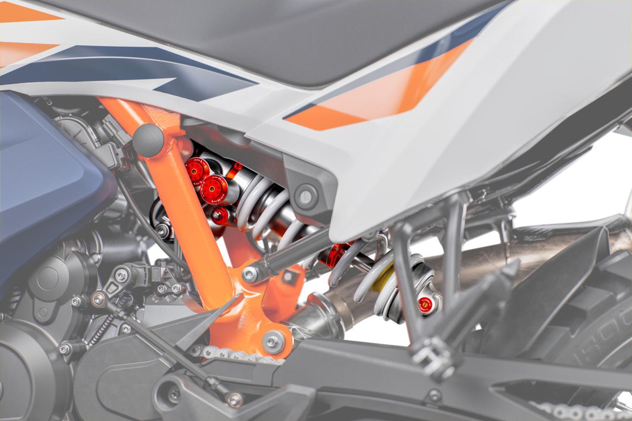 Images : 3番目の画像 - KTM 790 ADVENTURE R Rallyの写真をもっと見る - webオートバイ