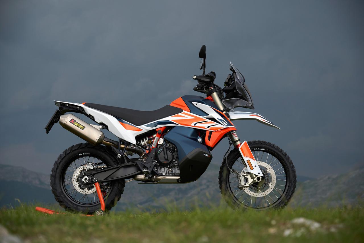 Images : 17番目の画像 - KTM 790 ADVENTURE R Rallyの写真をもっと見る - webオートバイ