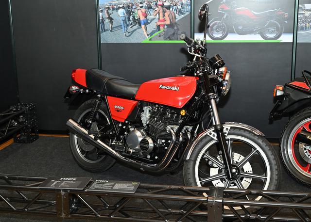 画像: Z400FX(1979)