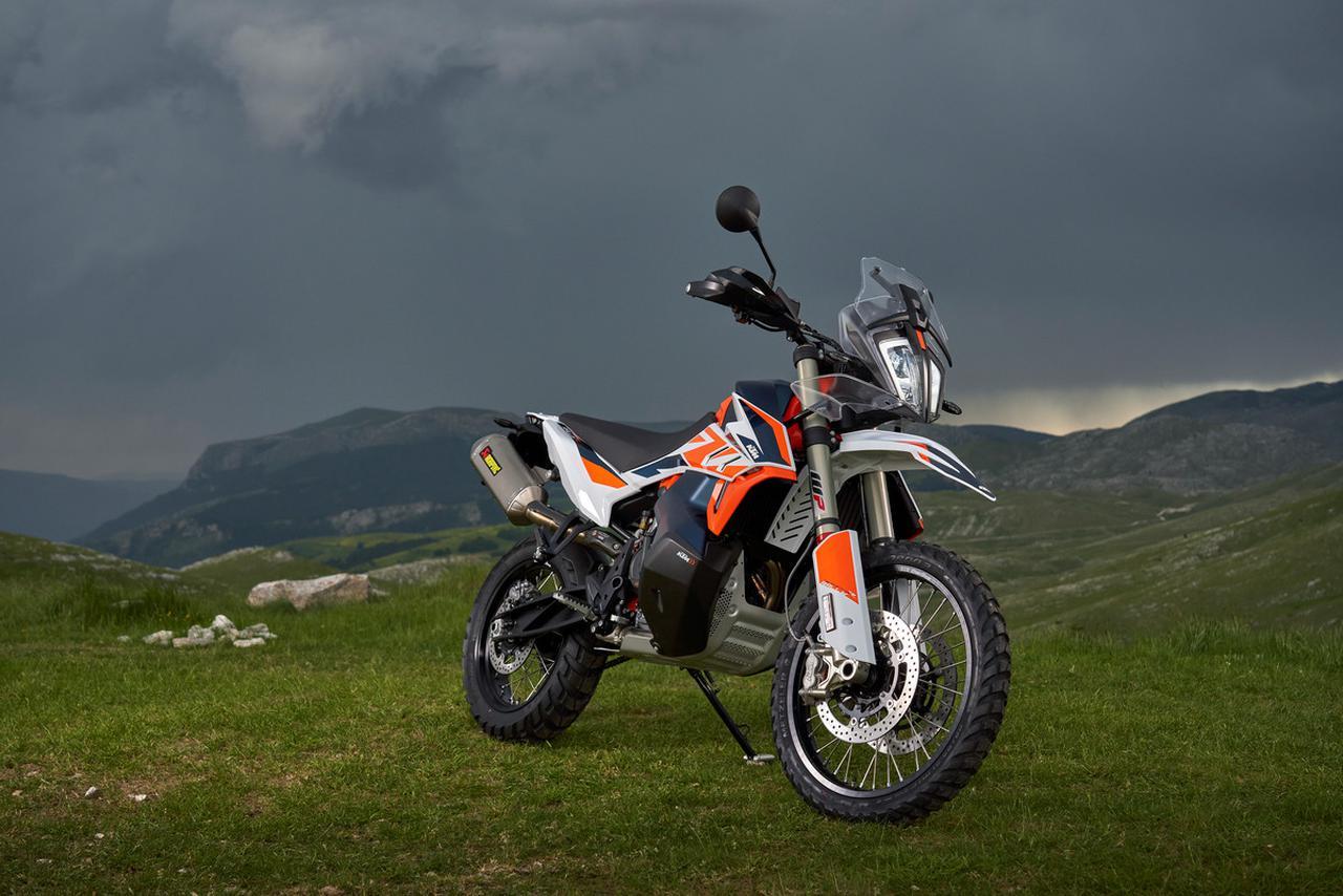 Images : 18番目の画像 - KTM 790 ADVENTURE R Rallyの写真をもっと見る - webオートバイ