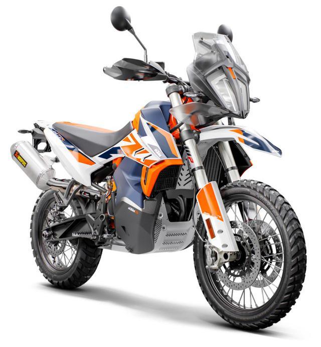 画像2: KTM「790 ADVENTURE R Rally」オレンジ