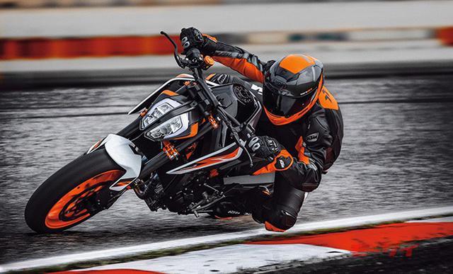 画像: 【新車】KTM 2020年モデルがリリース・ラッシュ! よりエキサイティングな走りが楽しめる「890 DUKE R」の価格と発売時期が発表されました! - webオートバイ