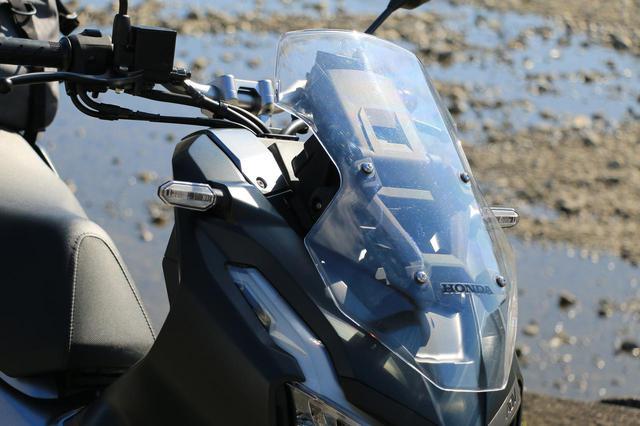 画像2: 149ccで新東名の制限速度120km/h区間へ! ホンダ「ADV150」高速道路走行インプレ【ADV150で1泊2日の旅-最高速&実燃費編-】