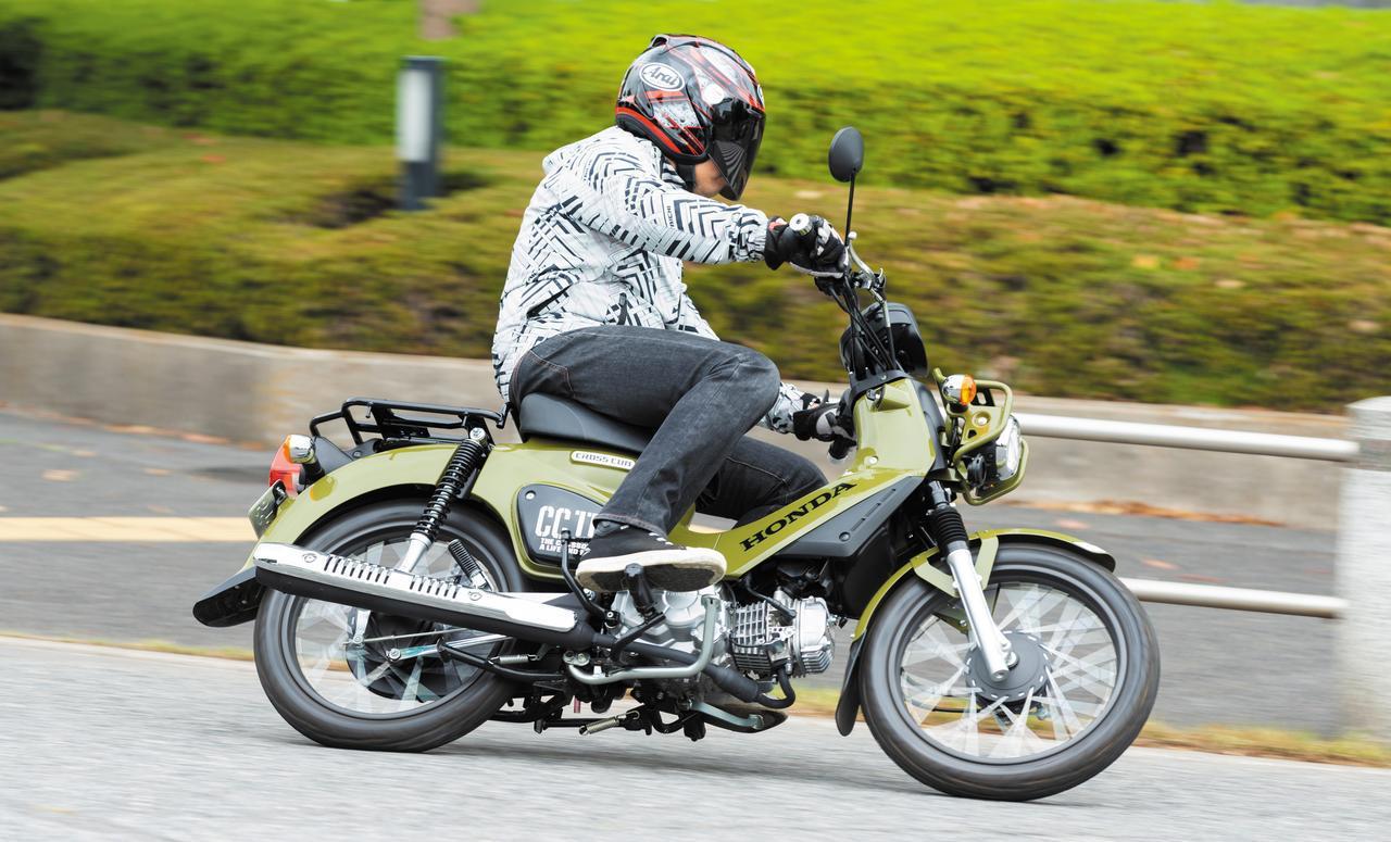 画像: 「クロスカブ110」解説&試乗インプレッション - webオートバイ