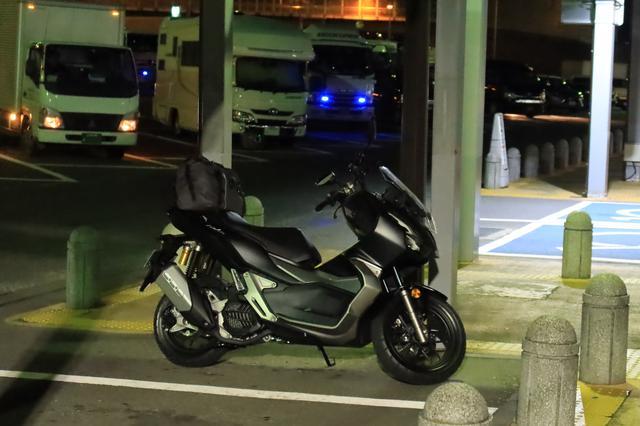 画像1: 149ccで新東名の制限速度120km/h区間へ! ホンダ「ADV150」高速道路走行インプレ【ADV150で1泊2日の旅-最高速&実燃費編-】
