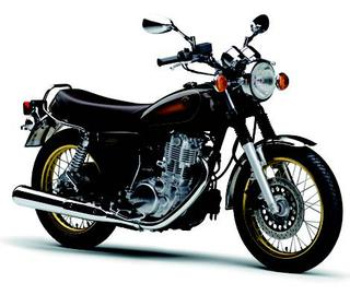 ヤマハ SR400/40th Anniversary Edition 2018 年11月