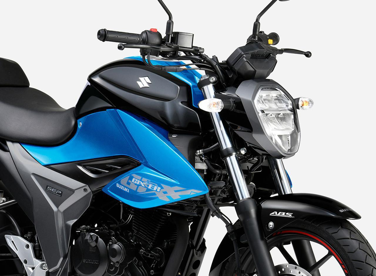 画像: 【新車】出た!スズキの新型「ジクサー150」が3月4日に発売!大ヒット150ccロードスポーツが早くもフルモデルチェンジ! - webオートバイ