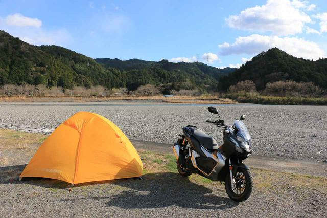画像: Honda ADV150/水冷4ストOHC単気筒 149cc/税込45万1,000円