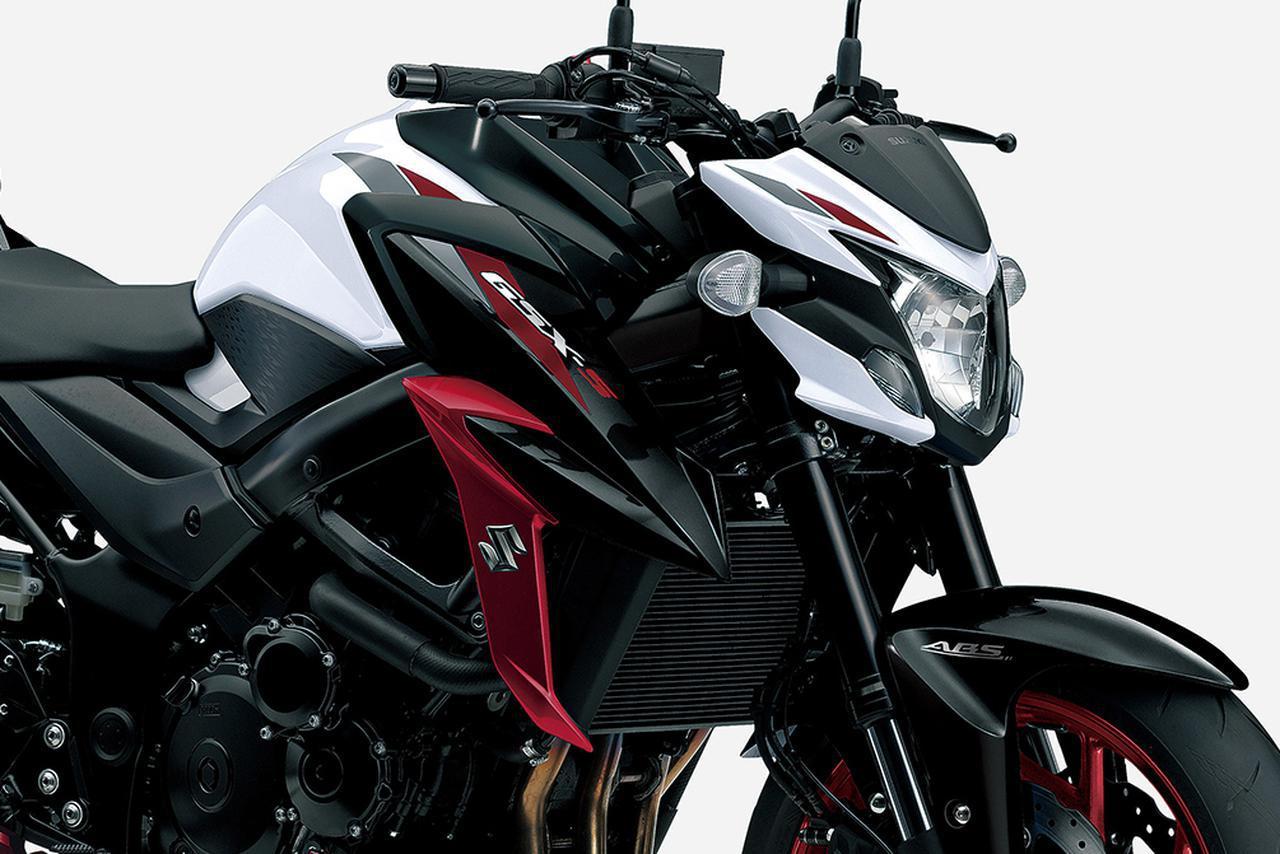画像: 【新車】スズキ「GSX-S750 ABS」の2020年モデルが登場!アグレッシブなカラーリングで2020年2月20日より発売開始です! - webオートバイ
