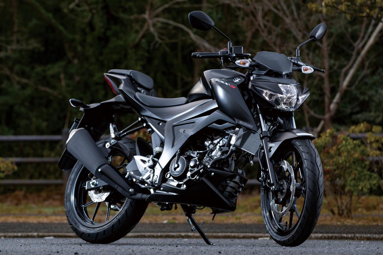 画像: スズキ「GSX-S125 ABS」試乗インプレッション! 原付二種でも走りを存分に楽しめる本格スポーツネイキッド - webオートバイ