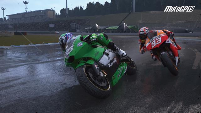 画像4: オーイズミ・アミュージオ『MotoGP19』