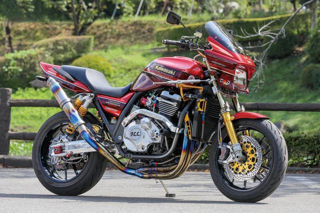 画像: KANEDA SPL. ZRX1200DAEG(カワサキZRX1200DAEG) | ヘリテイジ&レジェンズ|Heritage& Legends