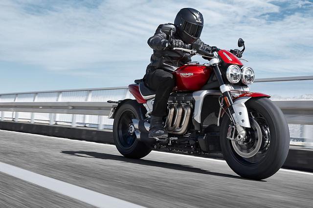 画像: 排気量2500cc! トライアンフ新型「ロケットIII」がいよいよ発売!2020年1月18日からデビューフェアも開催されます! - webオートバイ