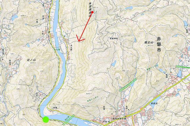 画像: 津山線(牧山〜玉柏)