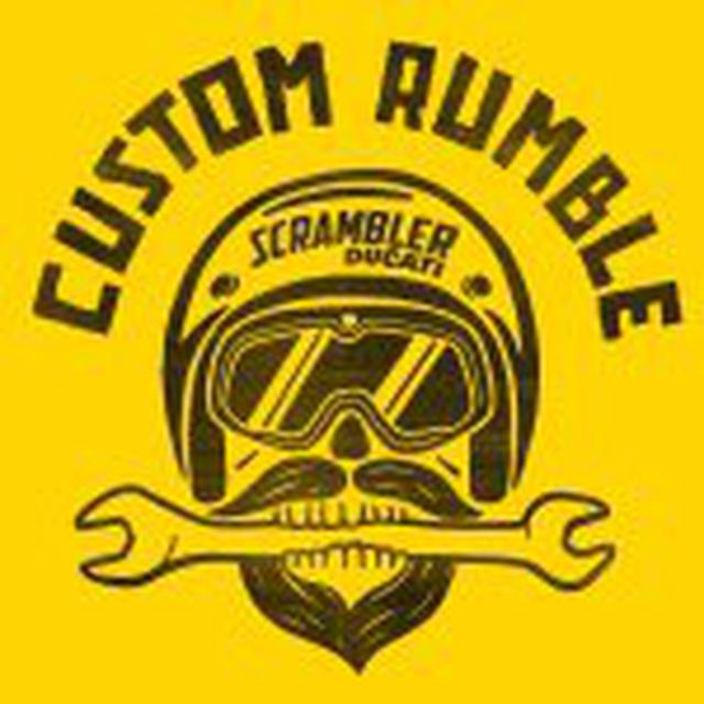 画像: Custom Rumble #customrumble (@customrumble) 窶「 Foto e video di Instagram