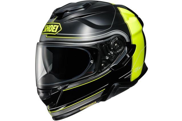 画像: 【SHOEI】人気のインナーバイザー付きフルフェイスヘルメット「GT-AirⅡ」にグラフィックモデル〈CROSSBAR〉が登場! - webオートバイ