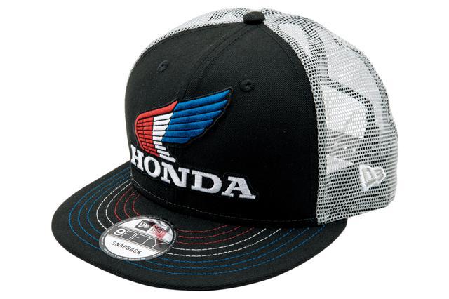 画像1: Honda×NEWERAのコラボ・キャップが今年も登場! シリーズは全4種類に、あなたはどれが好き?