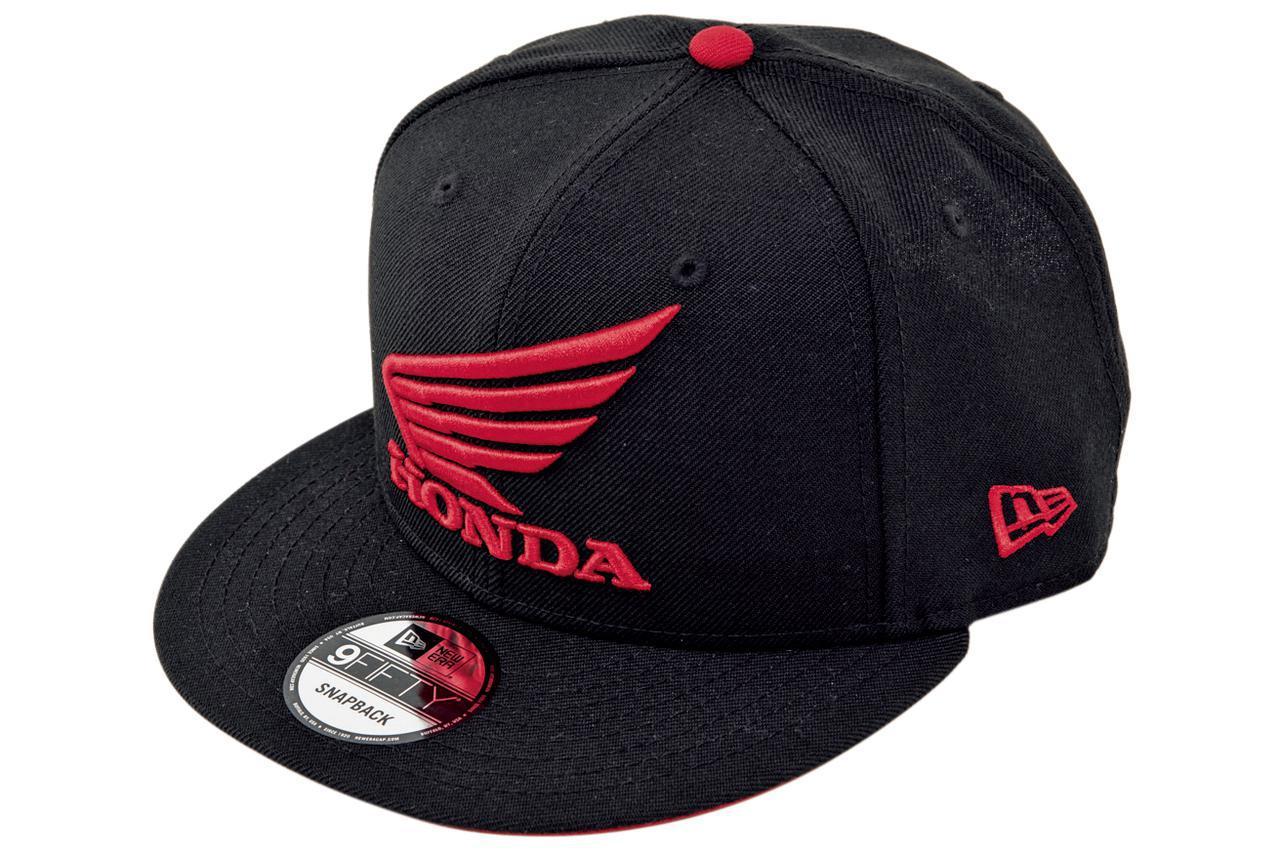 画像: 2019年から販売されている「9FIFTY Honda CAP」税別5,500円