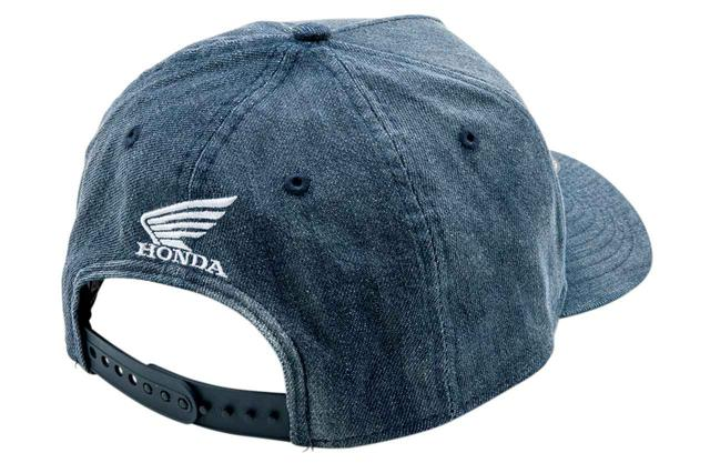 画像2: 9FORTY AF Honda WASHED DENIM CAP/税別3,800円