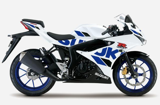画像3: 【本日発売】スズキ「GSX-R125 ABS」がマイナーチェンジして本日2月27日から発売! 原付二種免許で乗れるスーパースポーツが登場!