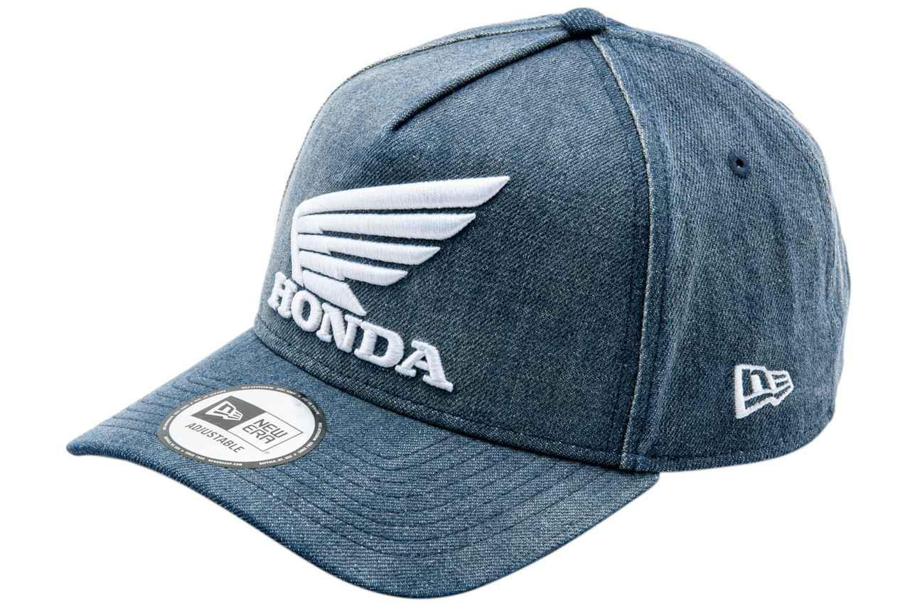 画像1: 9FORTY AF Honda WASHED DENIM CAP/税別3,800円