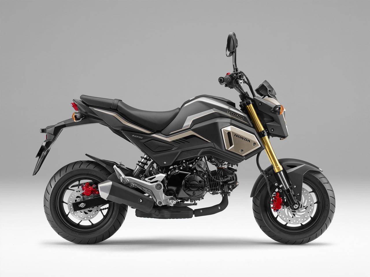 画像3: 原付二種ホンダ「グロム」の2020年モデルが3月13日(金)に発売! イメージを一新するカラー&グラフィック
