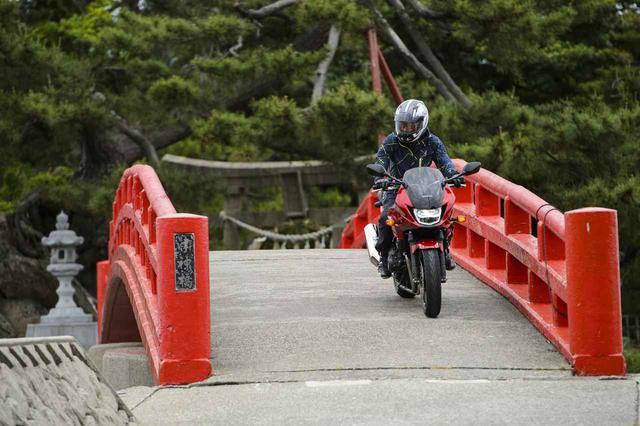 画像6: 日本にはハーフカウルを装備したスーパーボルドールがあるのだ