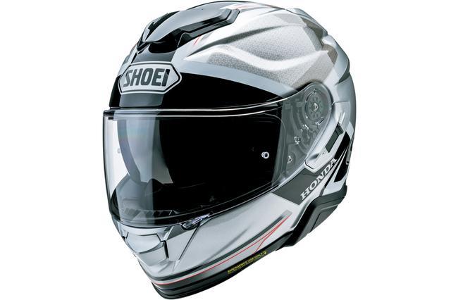 画像4: 【SHOEI×Honda】インナーバイザー付きのフルフェイスヘルメットSHOEI「GT-Air II」にホンダ・オリジナルカラーモデルが誕生