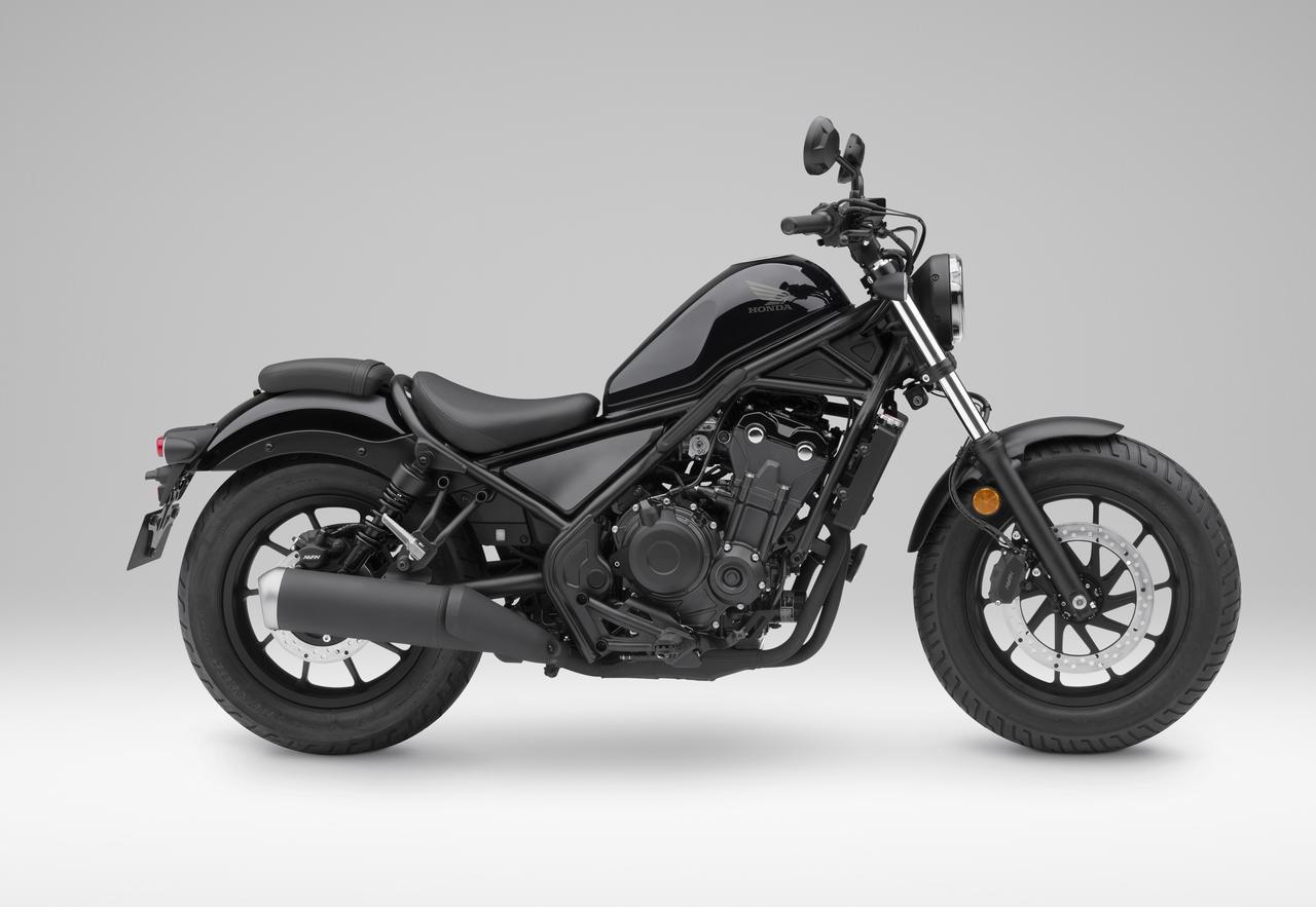 Images : 4番目の画像 - 新型レブル500の写真をまとめて見る! - webオートバイ