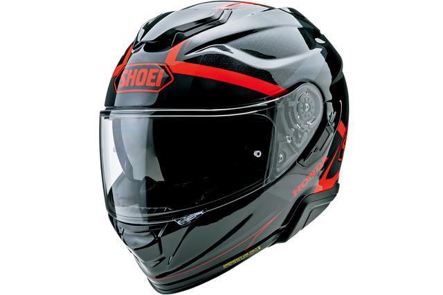 画像2: 【SHOEI×Honda】インナーバイザー付きのフルフェイスヘルメットSHOEI「GT-Air II」にホンダ・オリジナルカラーモデルが誕生