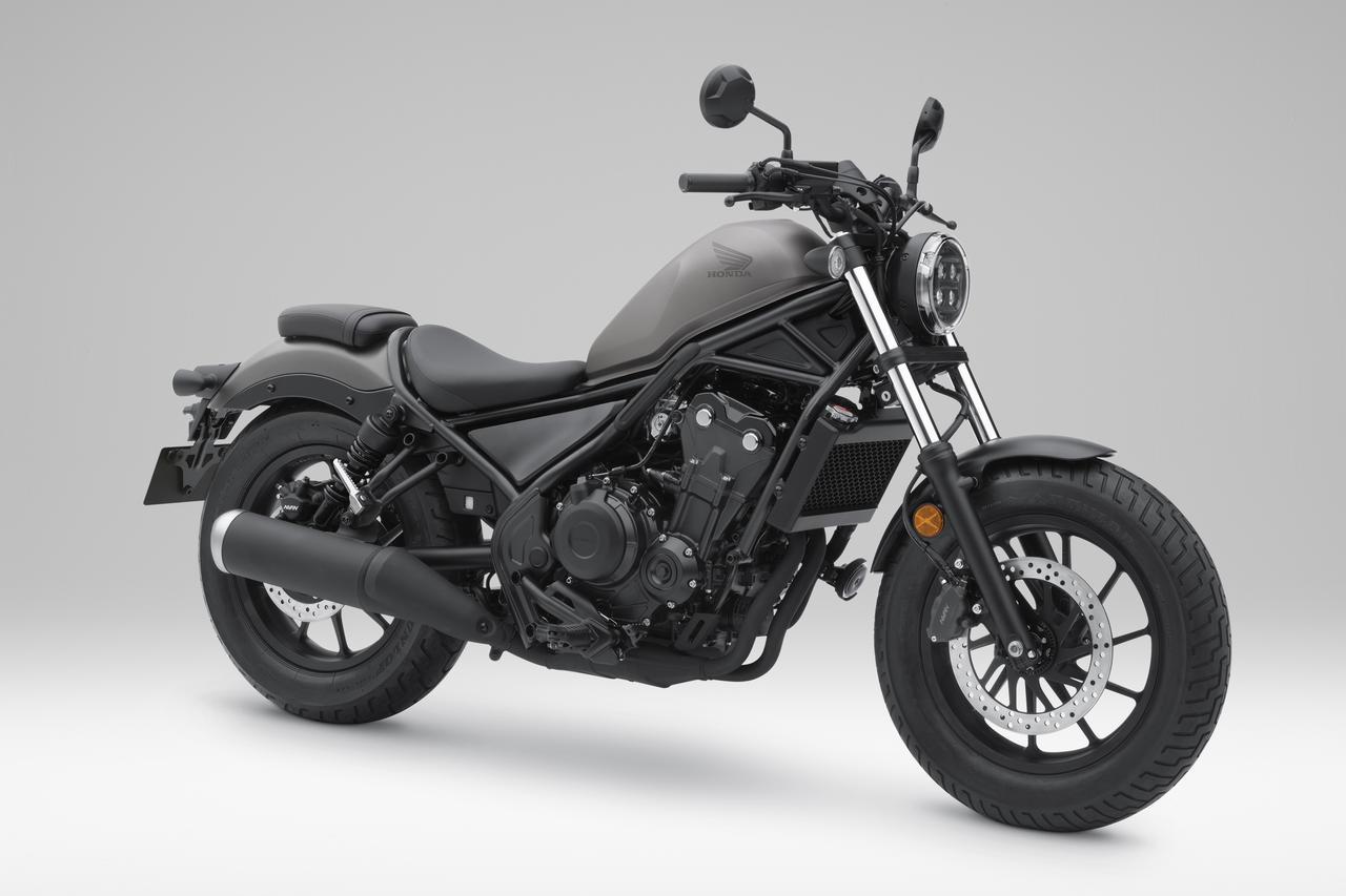 Images : 2番目の画像 - 新型レブル500の写真をまとめて見る! - webオートバイ
