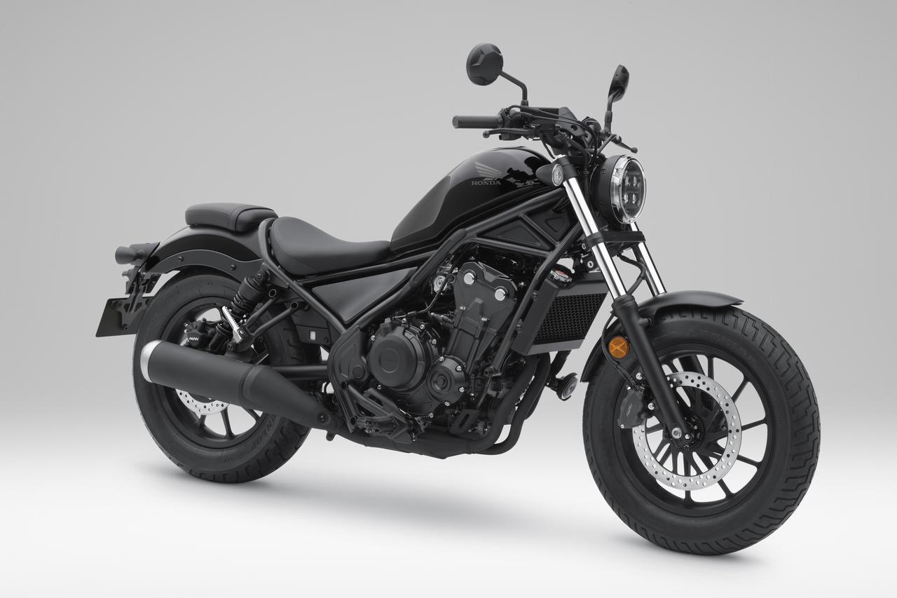 Images : 1番目の画像 - 新型レブル500の写真をまとめて見る! - webオートバイ
