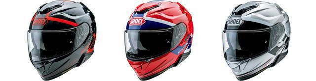 画像1: 【SHOEI×Honda】インナーバイザー付きのフルフェイスヘルメットSHOEI「GT-Air II」にホンダ・オリジナルカラーモデルが誕生
