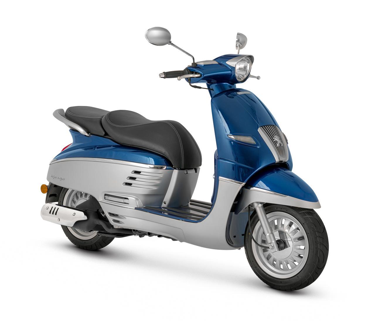 Images : 6番目の画像 - ジャンゴシリーズ2020年モデルの写真 - webオートバイ