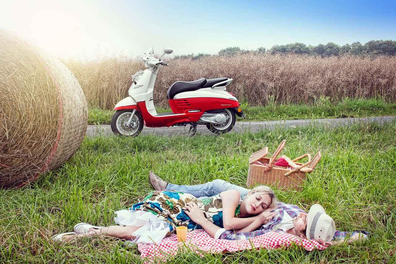 Images : 5番目の画像 - ジャンゴシリーズ2020年モデルの写真 - webオートバイ