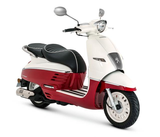 画像4: 125cc&150ccのプジョー「ジャンゴ」シリーズの2020年モデルが登場! 2月28日(金)より全国で発売