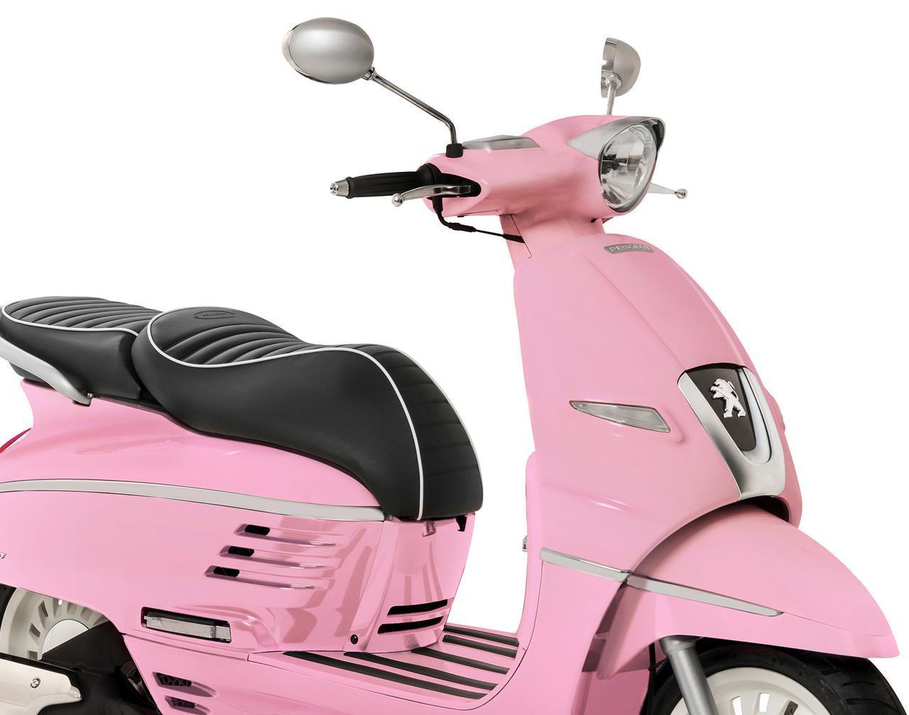画像: 【ネオレトロスクーター】プジョー「ジャンゴ125 ABS」発売開始! - webオートバイ