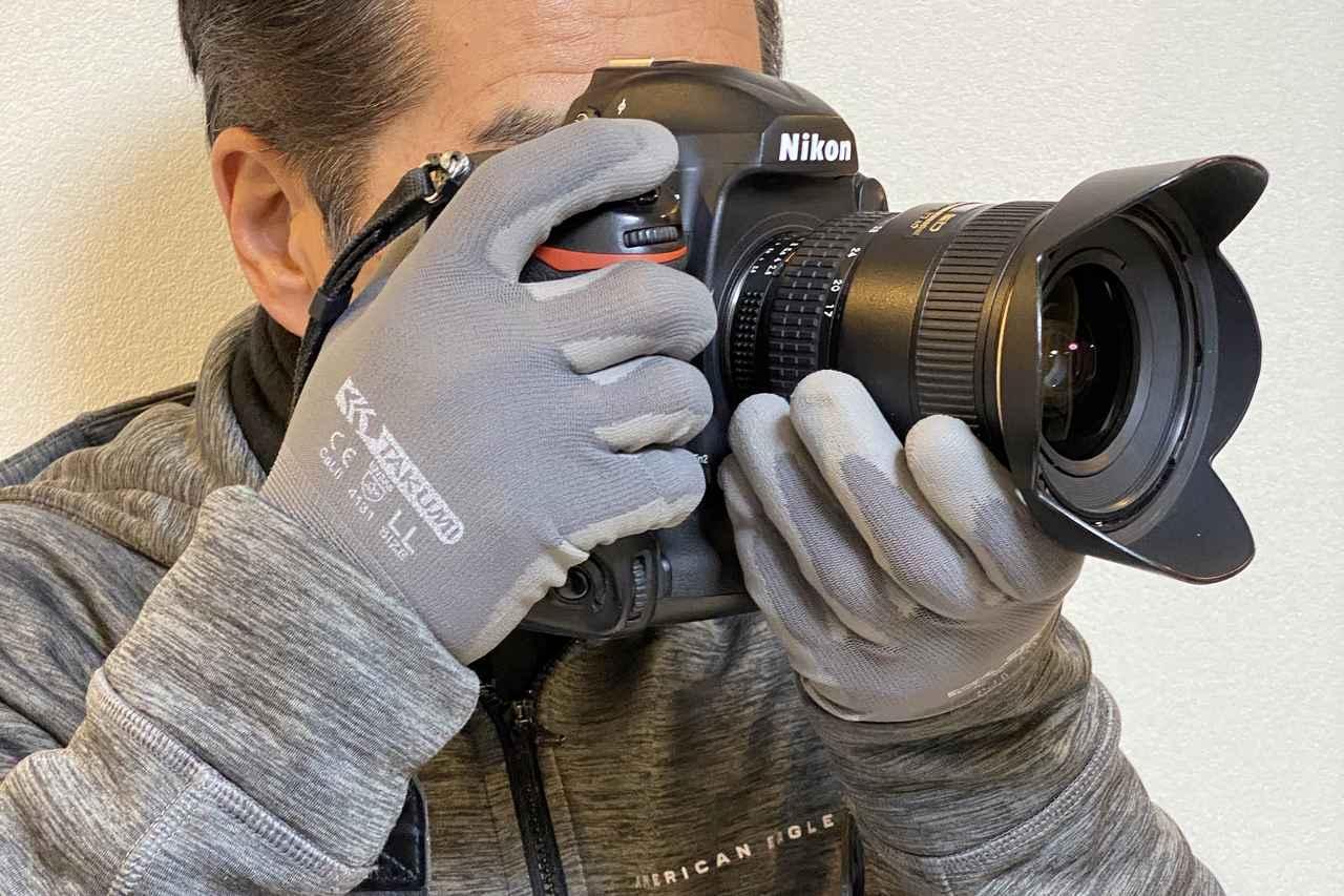 Images : 12番目の画像 - 【写真をまとめて見る】ワークマン 匠の手 ウレタン背抜き手袋(税込99円) - webオートバイ