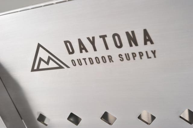 画像: この新たなロゴが入ったデイトナのアウトドア製品が、キャンプツーリングのアイテムに革新をもたらすか!? 今後の展開もかなり楽しみです。