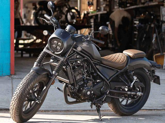 画像: 「レブル250」シリーズ人気投票企画を実施中 - webオートバイ