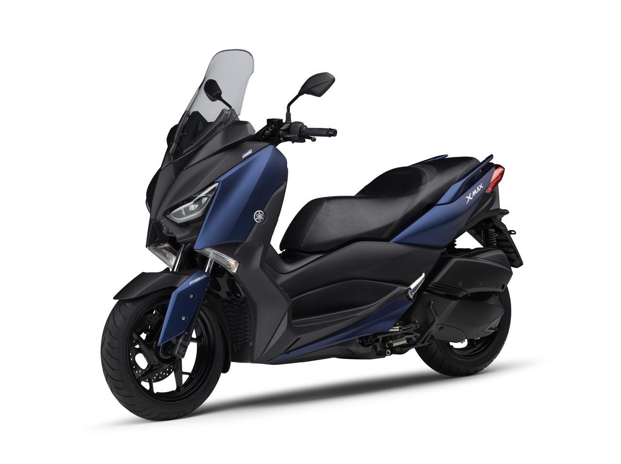 Images : 8番目の画像 - XMAX ABS 2020年モデル - webオートバイ
