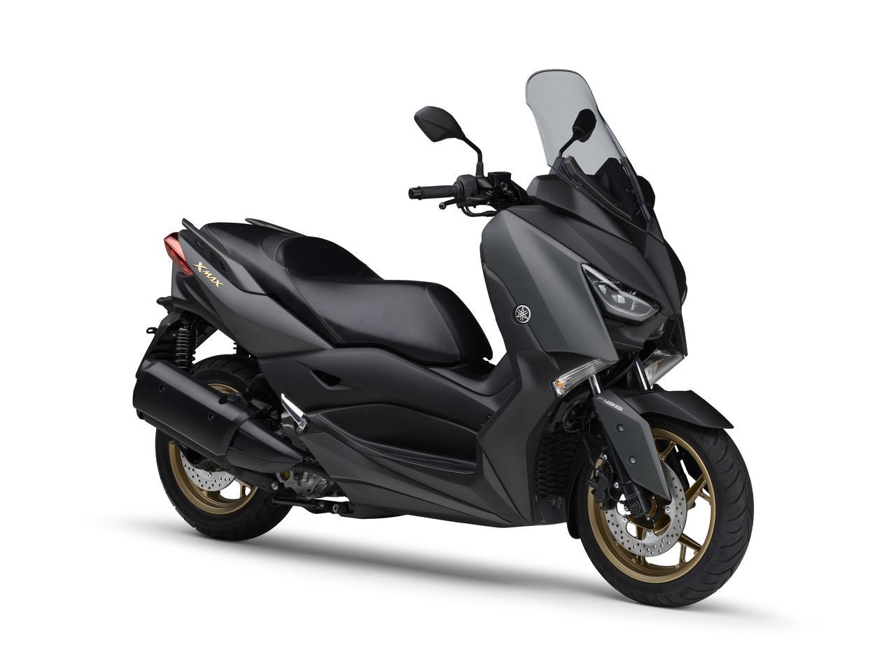 Images : 3番目の画像 - XMAX ABS 2020年モデル - webオートバイ
